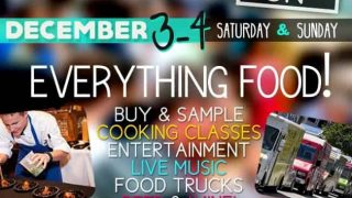 Hang on to your tastebuds! The first Los Angeles FoodieCon is coming in just a few weeks!