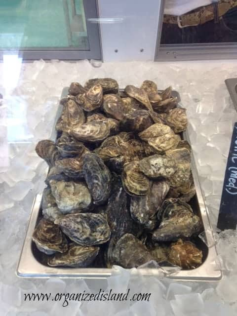 where to find Oysters in Los Angeles