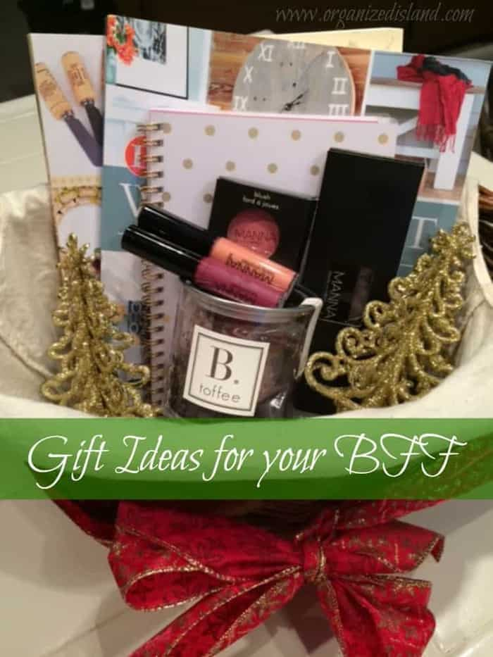 Gift ideas for your bff Christmas ideas for your best friend