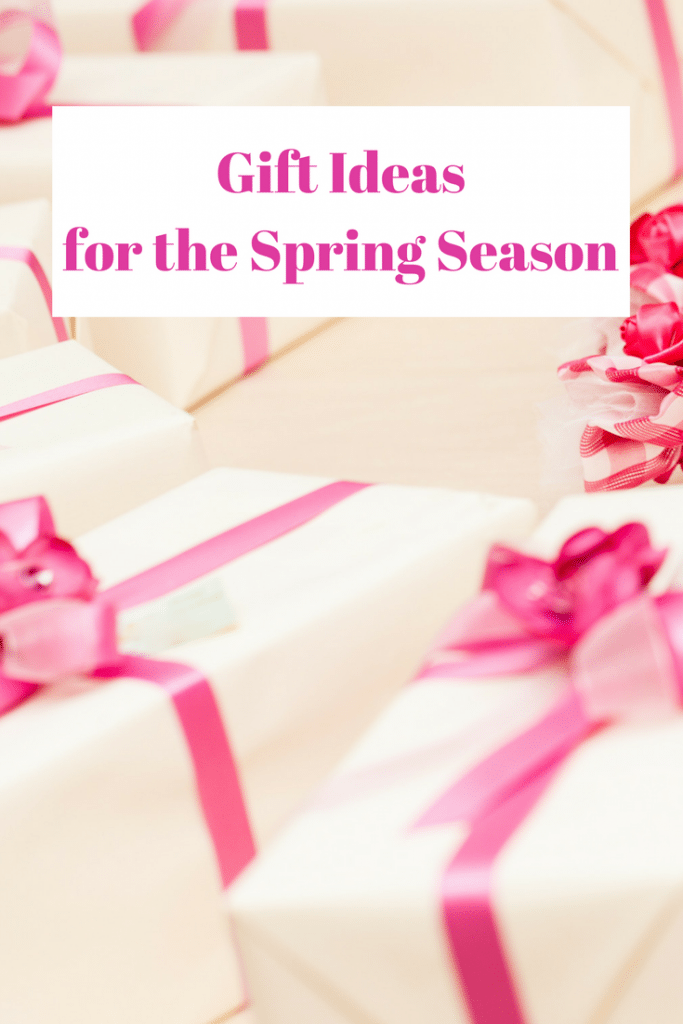 Gift Ideas for Spring Season sponsored by Personal Creations