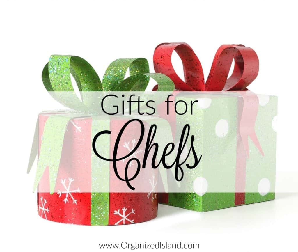 Gift ideas for your favorite home chef