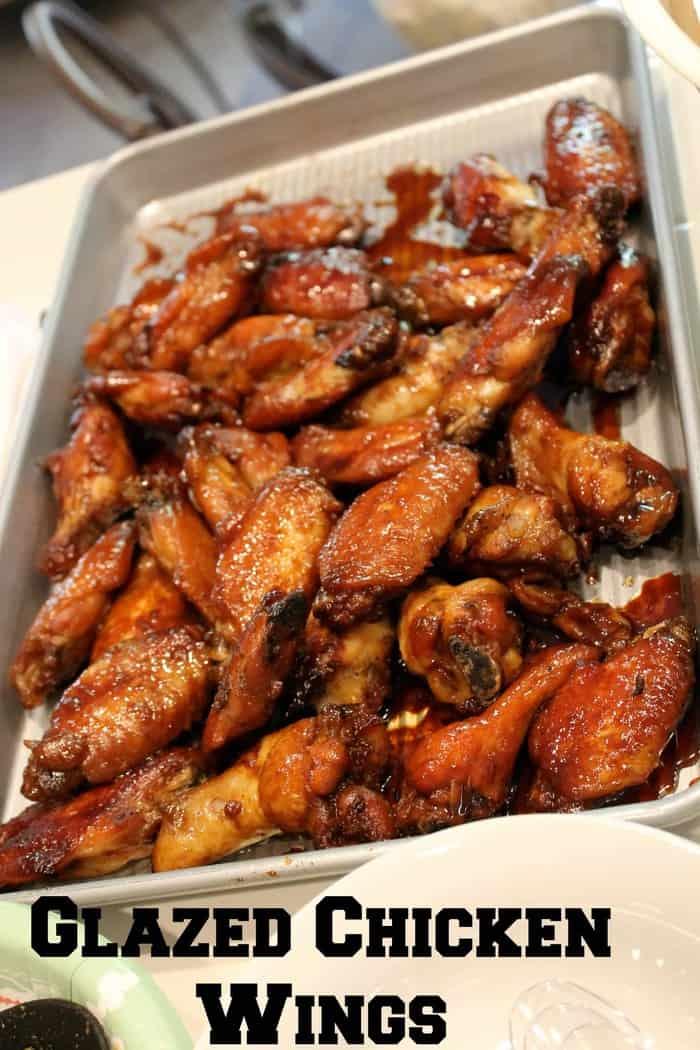 Glazed-chicken-wing-recipe