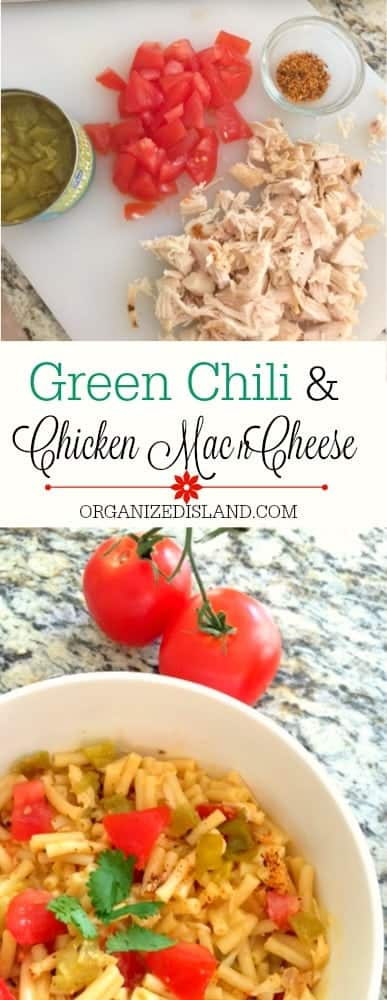 Macaroni and Cheese recipe for a meal made with a boxed mix! So economical and easy!