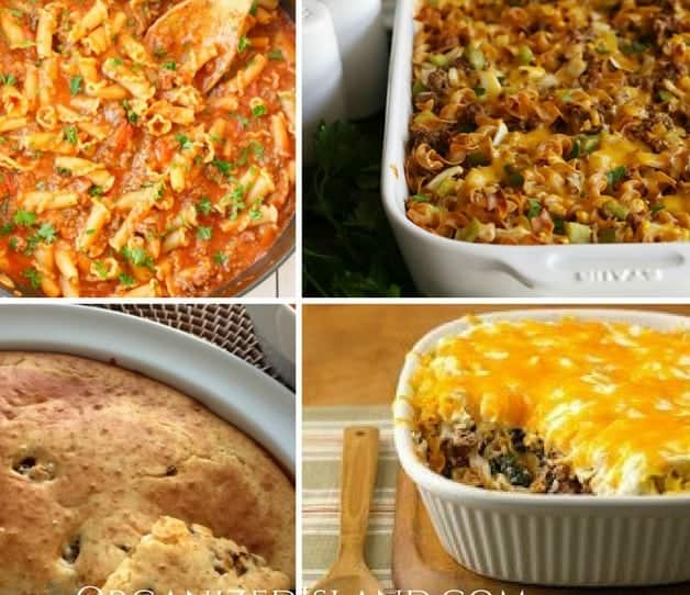 Ground Beef Dinner Recipes