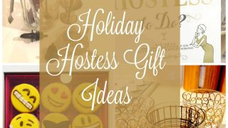 Great Gift Ideas for Your Holiday Hostess - a nice way to say thank you this season!
