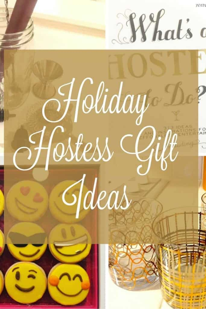 Great gift ideas for any holiday hostess!