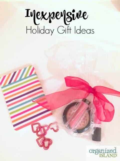 Inexpensive Holiday Gifts