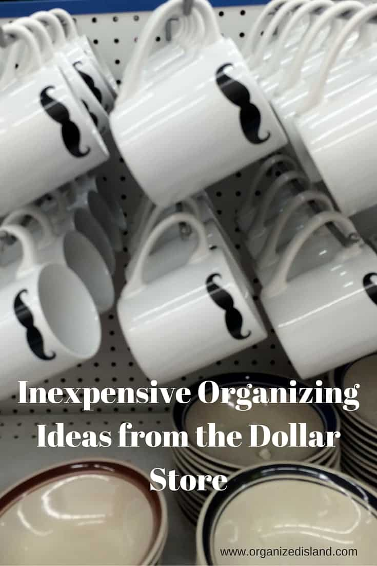 Inexpensive Organizing Solutions