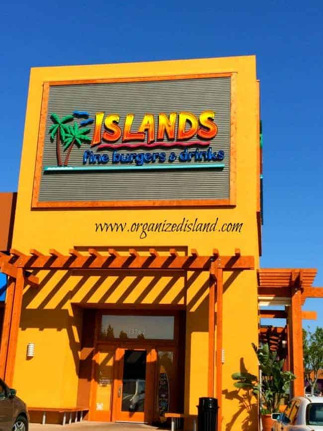 Welcome May and an Islands Burgers Giveaway