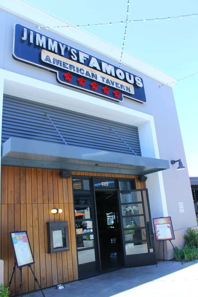 Brunch Idea - Orange County - Jimmy's Famous American Tavern