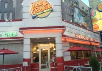 Visit to Johnny Rockets from Orange County Food Blogger
