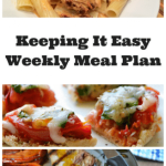 Weekly Meal Plan Ideas to Change Up Your Dinner Menu