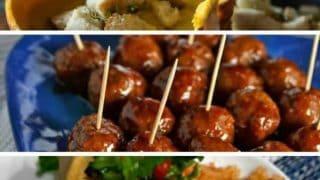 Menu plan ideas for the week from pork chops to pumpkin chocolate brownies!
