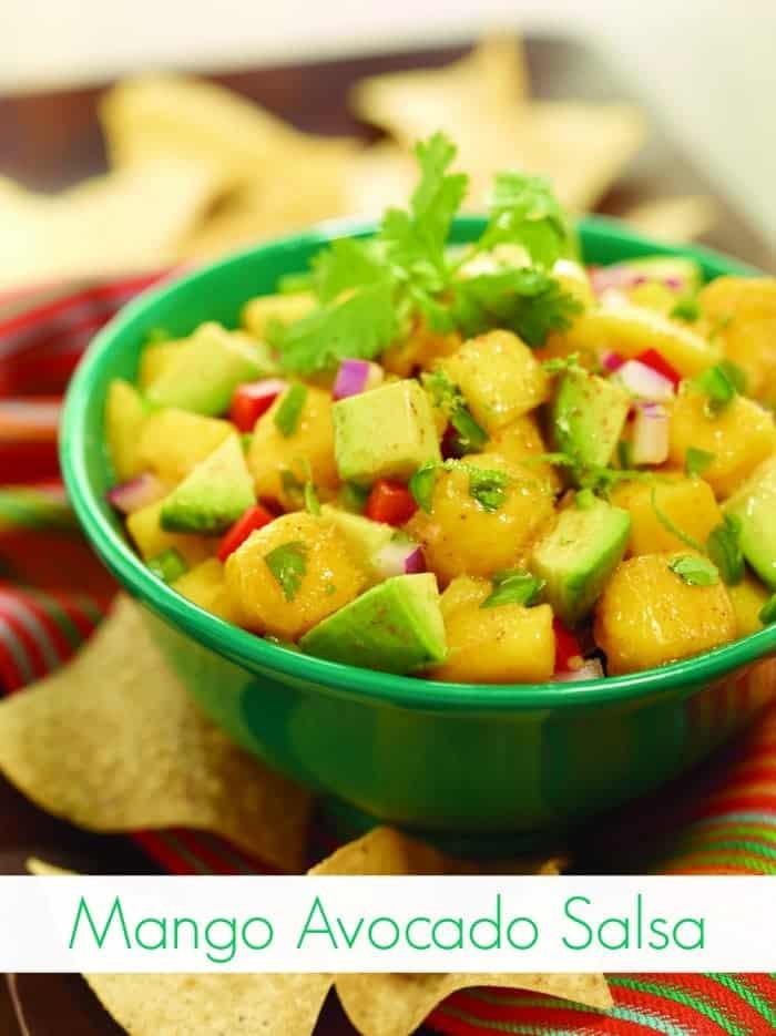 Salsa Recipes For Spring