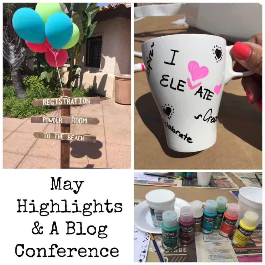 Best of the Month and Elevate Blog Conference
