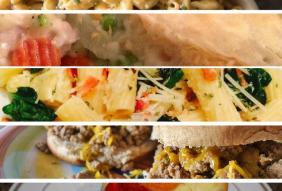 Weekly Meal Planning Ideas for Fall