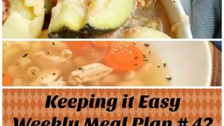 This menu plan for fall dinner ideas is one you will want to bookmark! Tasty family dinner options for your suppers!