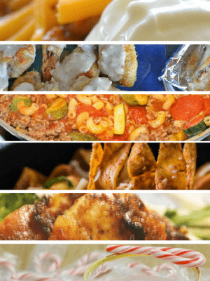 Meal Planning Ideas for December