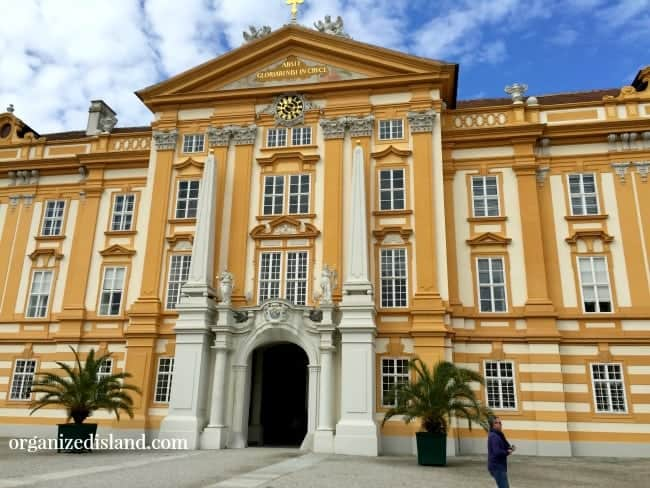 Melk Abbey is one of my recommendations on one of the best places to see in Austria.