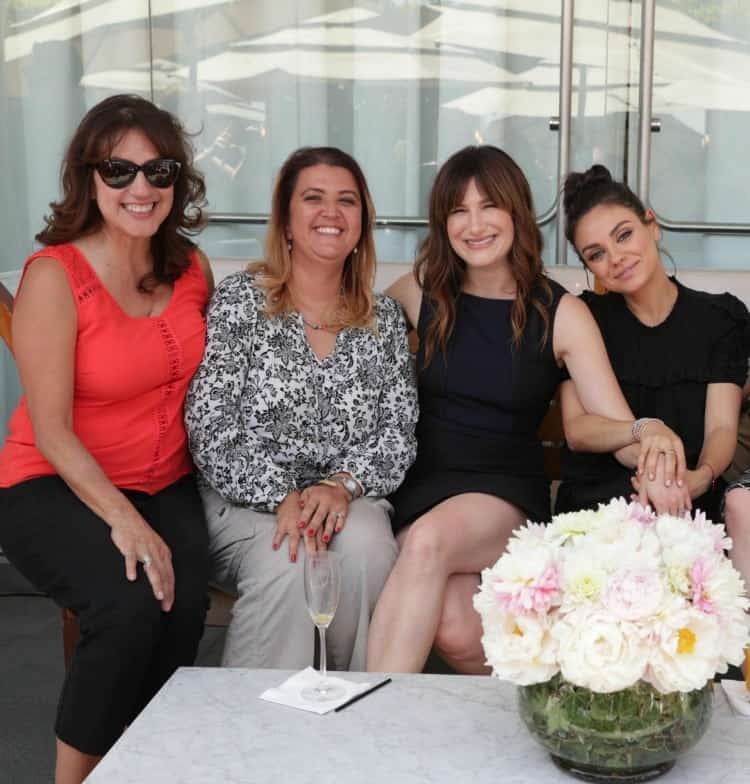 Discussing motherhood with Mila Kunis and Kathryn Hahn