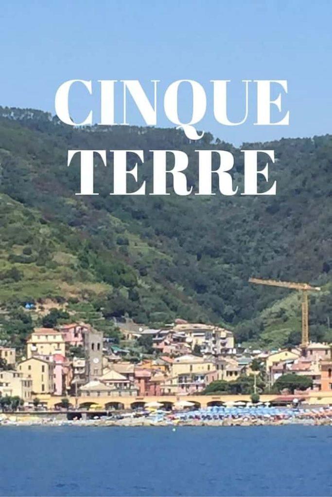 Exploring Cinque Terre Italy