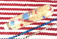Easy 4th of July decorations. These are so easy and fun to make and are dual-purpose too!