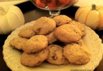 Pecan cookies made with candied pecans are perfect for an after school snack or dessert idea!