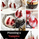 Planning a Vampire Themed Party
