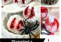 Planning a Vampire Themed Party? I've got some party ideas and simple recipes for you!