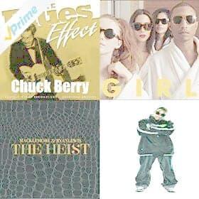 Christmas Playlists on Amazon