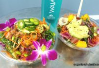 A visit to the Poke Shack in Venice, California for some fresh and tasty goodness.