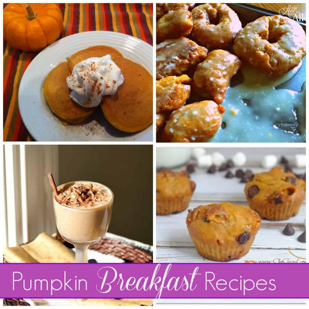 Pumpkin-Breakfast-Recipes
