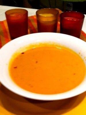 Pumpkin Pepper Soup
