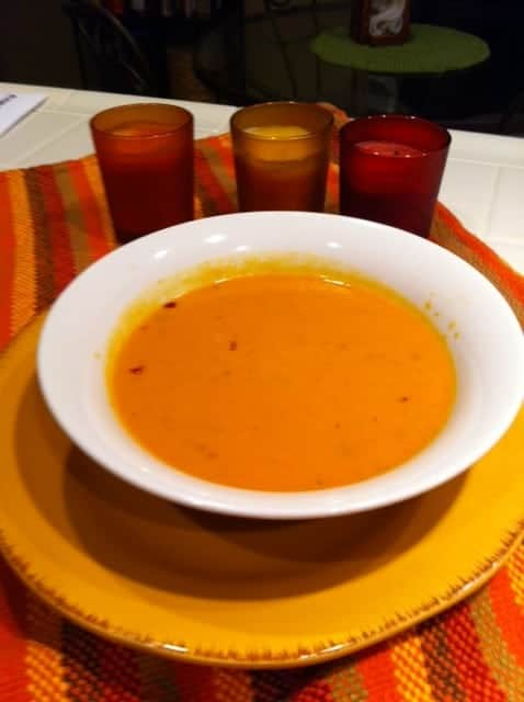 Pumpkins soup is one of the simple pumpkin recipes you can make this season.