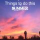 Five purposful things to do this summer. It is all about being in the moment and enjoying simple, teachable moments.