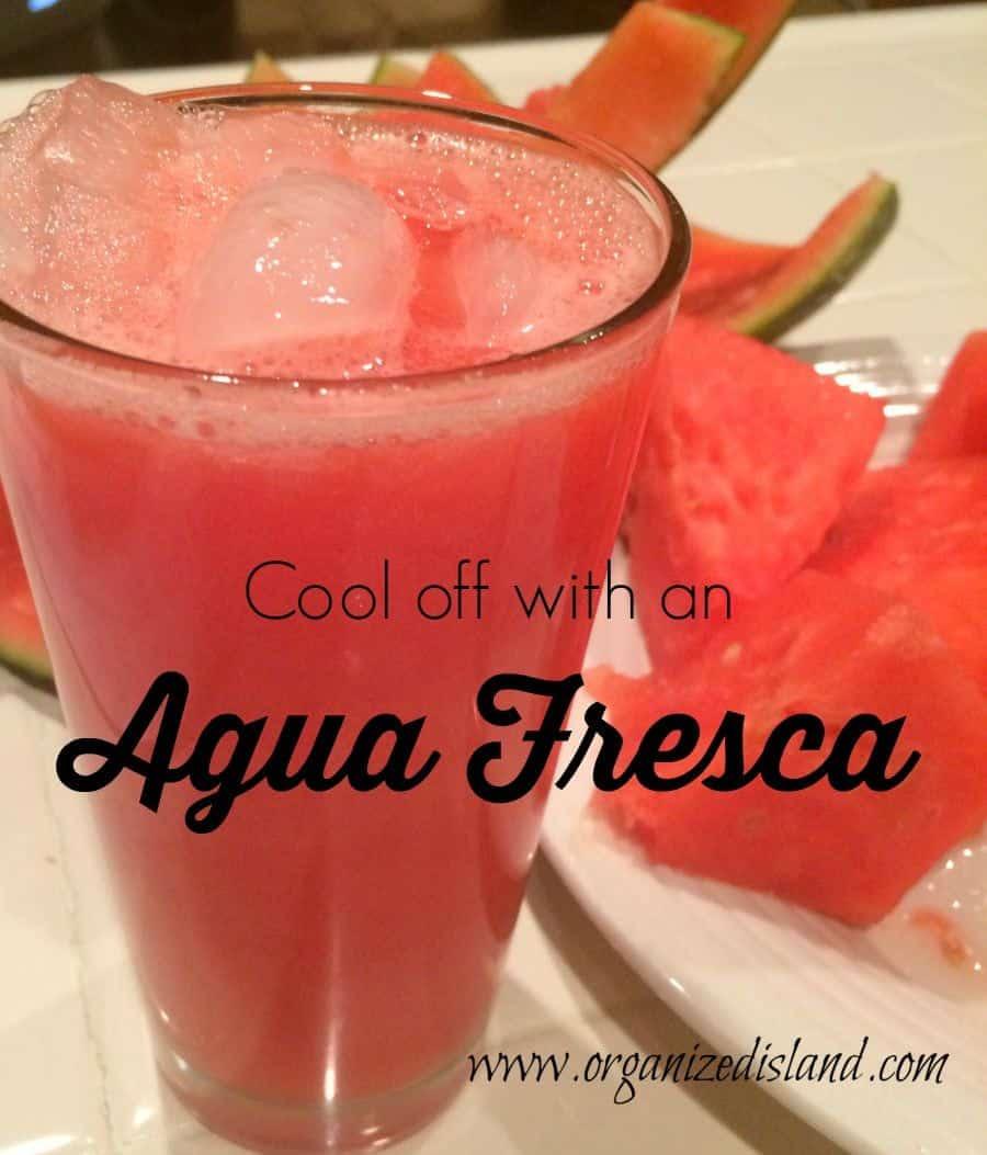 aqua fresca recipe
