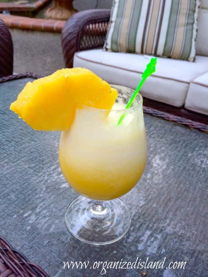 Refreshing-pineapple-daiquiri-recipe