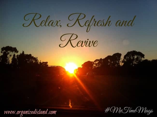 Relax-refresh-revive