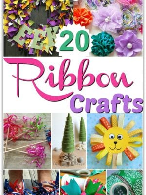 Ribbon Craft Ideas for summer