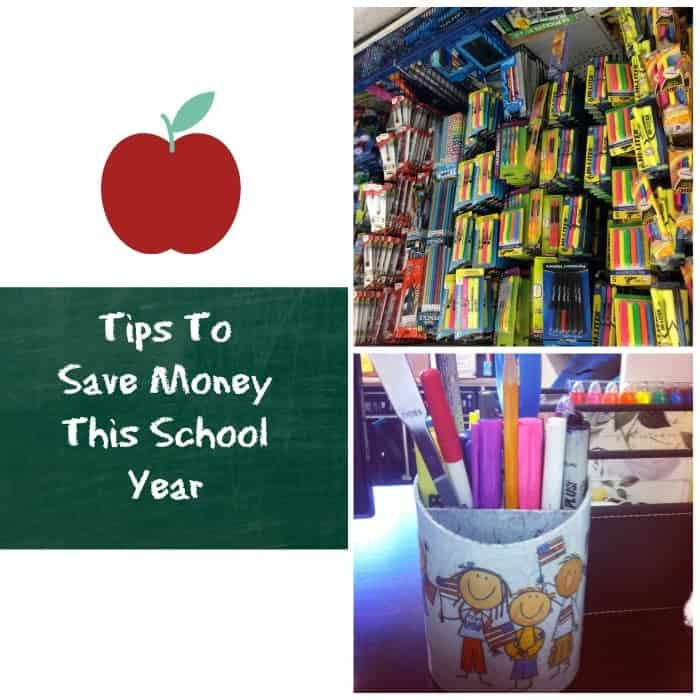 Tips to Save Money At School
