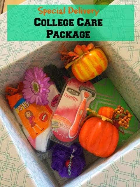 Special Delivery – College Care Package