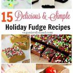 Easy Holiday Fudge Recipes