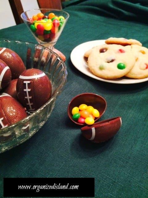 Football Fun Snacks