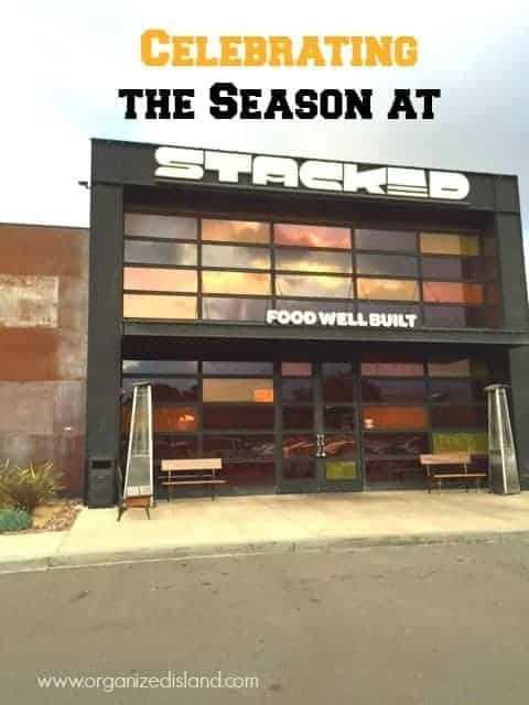 Stacked #FoodWellBuilt Season
