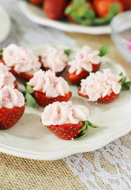 Delicious ways to enjoy strawberries!