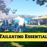 Tailgating Essentials and A Tailgate Checklist