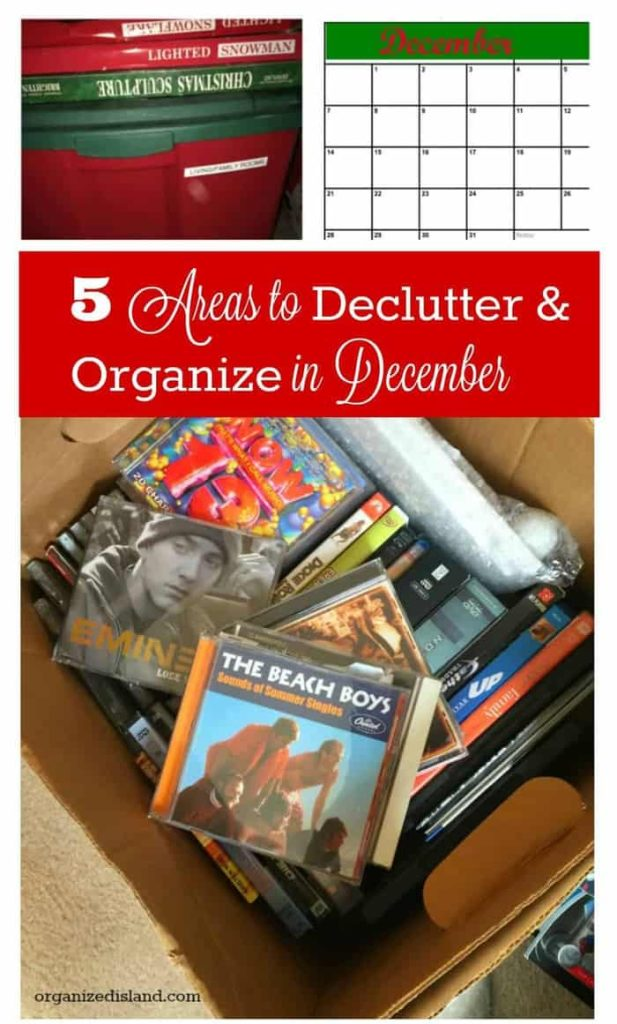 Organization ideas for Winter. Great tips to declutter and organize your home.