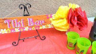 Tissue-flowers-for-luau