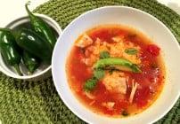 Easy Tortilla Soup - An easy dinner or lunch idea.