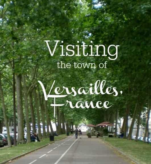 Visiting-Town-Versailles-France